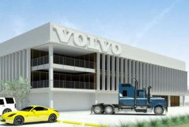 Volvo Headquarters