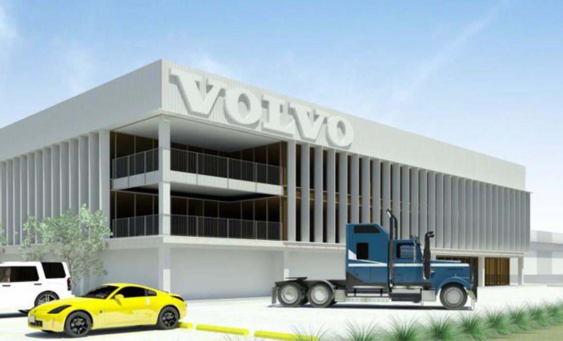 Volvo Headquarters Sdg Hydraulic Consultants